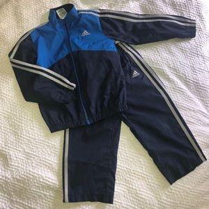 Adidas Track Suit Set - Boys 3T